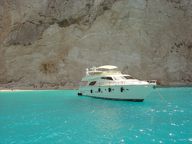 U.S.: Suggest Lefkada for relaxing holidays  ellines.com