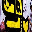 Street artist b.