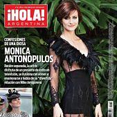 monica antonopulos - famous actress in argentina   ellines