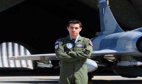 Ο Έλληνας πιλότος που ανακηρύχθηκε «Best Warrior»