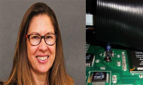 Η διεθνώς αναγνωρισμένη ερευνήτρια στην IBM