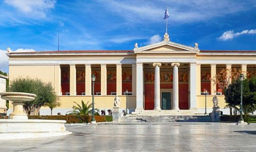 Eight Greeks among the scientists with the most significant influence