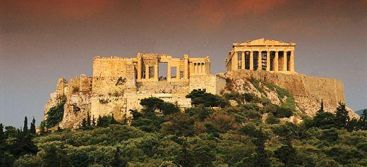 Η Ακρόπολη δεύτερο ομορφότερο μνημείο του πλανήτη