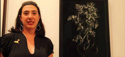 Artist Gina Kalabishis wins the Rick Amor Prize