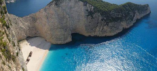 HuffingtonPost: Στη Ζάκυνθο η ομορφότερη παραλία