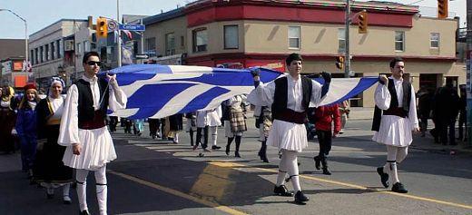 Μήνας ελληνικής Πολιτιστικής Κληρονομιάς στα σχολεία του Τορόντο