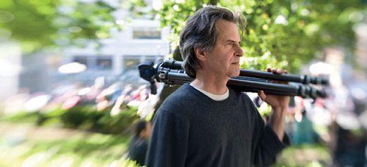 Πολυβραβευμένος σκηνοθέτης ντοκιμαντέρ