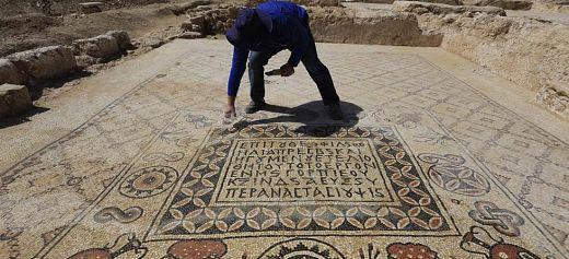 Ανακαλύφθηκε βυζαντινό μοναστήρι του 6ου αιώνα σε έρημο