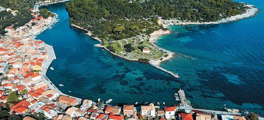 The emerald of Ionian Sea