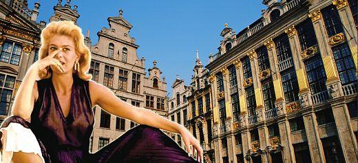 """Λεωφόρος """"Μελίνα Μερκούρη"""" στο Βέλγιο"""