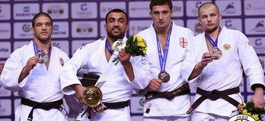 Παγκόσμιος Πρωταθλητής Τζούντο ο Ηλίας Ηλιάδης!