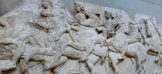 Πως τα γλυπτά της Ακρόπολης επηρέασαν το Δυτικό Κόσμο