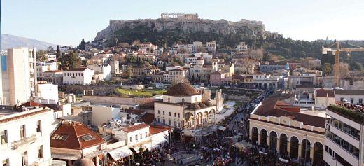 Η Αθήνα στους κορυφαίους προορισμούς στον κόσμο για το 2015