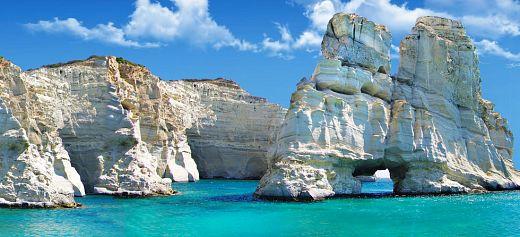 Ένα ελληνικό νησί στους δημοφιλέστερους προορισμούς των Βρετανών στο Pinterest