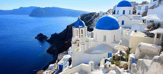 Travel and leisure: A Greek island in the top 25 trips of a lifetime