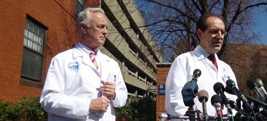 Κορυφαίος καθηγητής χειρουργικής παγκοσμίως