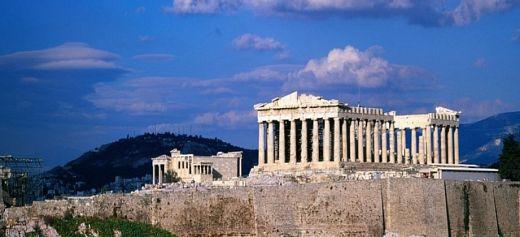 Η Ακρόπολη στα κορυφαία μέρη να επισκεφθεί κανείς πριν πεθάνει