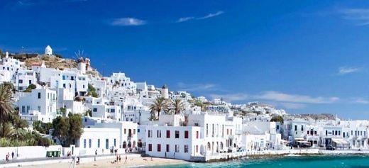 Τέσσερα αυθεντικά ελληνικά νησιά