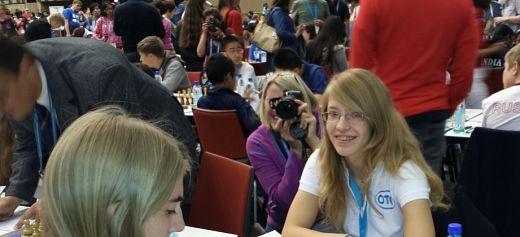 Δεκαεξάχρονη Ελληνίδα παγκόσμια πρωταθλήτρια στο σκάκι