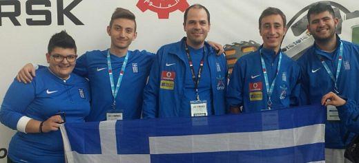 Έλληνες μαθητές κέρδισαν το αργυρό μετάλλιο στην Ολυμπιάδα Ρομποτικής
