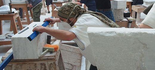 Η Τηνιακή Μαρμαροτεχνία στον κατάλογο Άυλης Πολιτιστικής Κληρονομιάς