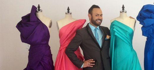 Μαγεύει το Hollywood με τα φορέματα του