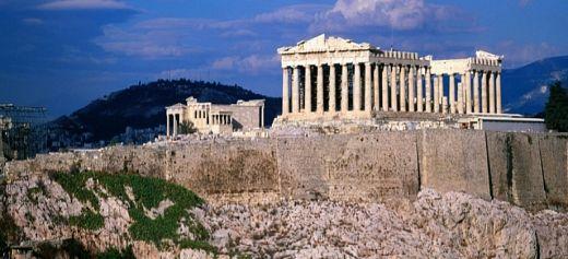 """Η Ακρόπολη στα 7 """"θαύματα"""" της Ευρώπης"""