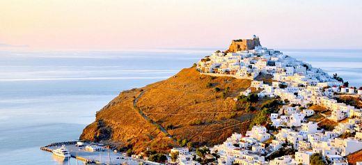 8 ελληνικά νησιά στα 10 κορυφαία της Ευρώπης για το 2016