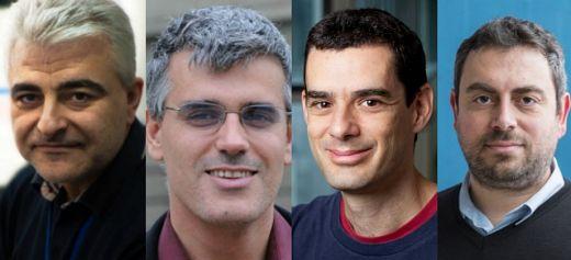 Τhe European Research Council funds 5 Greek researchers