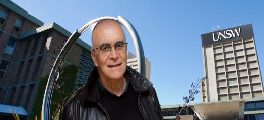 Ο πρώτος καθηγητής υψηλής αρχιτεκτονικής απόδοσης στην Αυστραλία