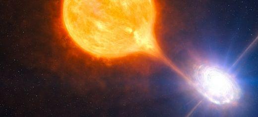 Έλληνας ερευνητής στην ομάδα που εντόπισε μαύρη τρύπα να απορροφά ένα άστρο