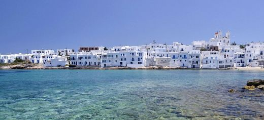 5 Greek islands among the top 10 in Europe