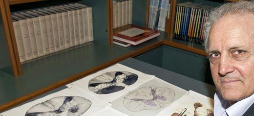 Greek professor wins prestigious award for the mapping of the human brain