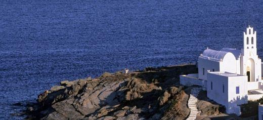 3 Greek islands in the top 10 Mediterranean islands