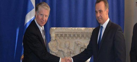 Η Εισαγγελία Μανχάταν παρέδωσε την αρχαία σαρκοφάγο στην Ελλάδα