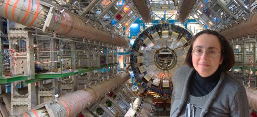 Ερευνήτρια του CERN για περισσότερα από 20 χρόνια