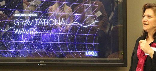 Σημαντική διάκριση για Ελληνίδα αστροφυσικό