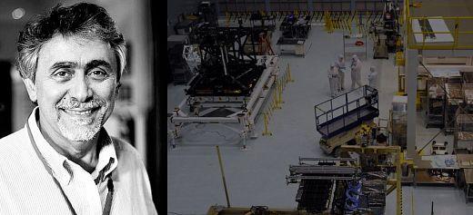 Astrophysicist researcher at NASA's Goddard Space Flight Center
