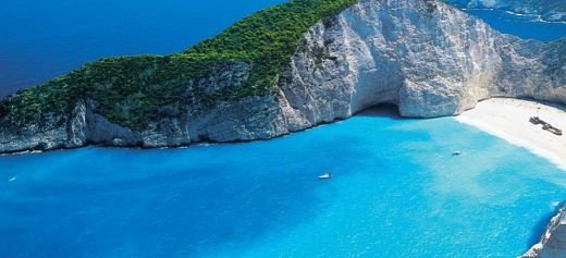 Navagio among the top-10 beaches for boating