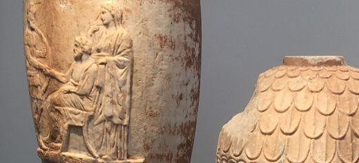 Έλληνας αρχαιολόγος εντόπισε δύο κλεμμένα αρχαία ελληνικά αγγεία προς πώληση