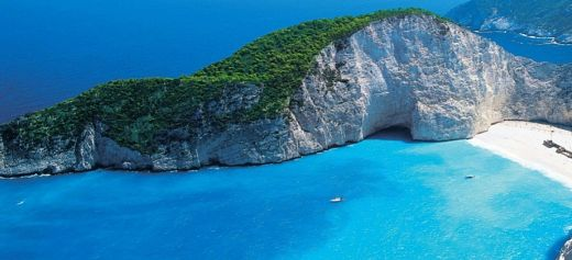 A Greek beach among the world's best beaches