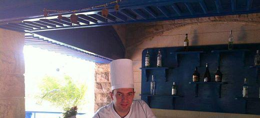 Nikos Koulousias the Royal Wedding Chef