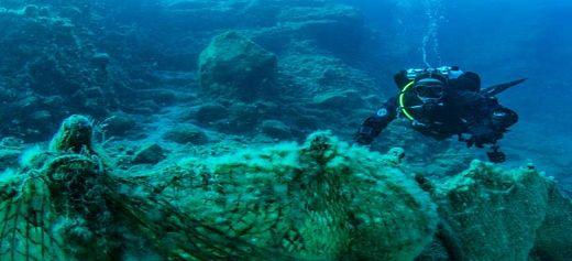 Επιχείρηση από τον Πιερ-Ιβ Κουστό για την Παγκόσμια Ημέρα Ωκεανών