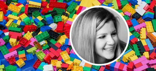 Το ελληνικό μυαλό των social media της Lego