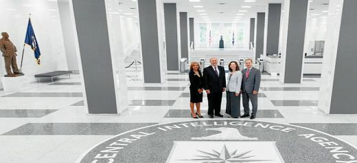 Α Greek as CIA's Chief Operating Officer