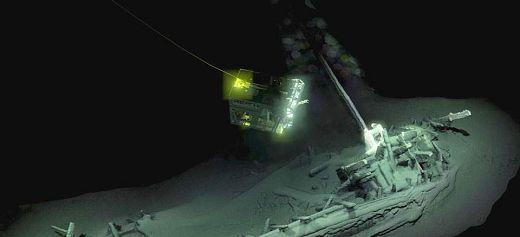 To αρχαιότερο «ακέραιο ναυάγιο» που έχει ανακαλυφθεί
