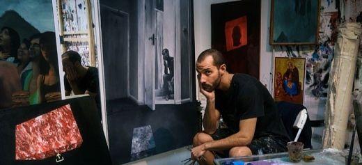 Ο Έλληνας εικαστικός που κέρδισε το Graduate Art Prize 2018