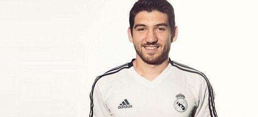 Real Madrid's Greek coach