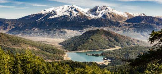 The treasure of mountainous Korinthia