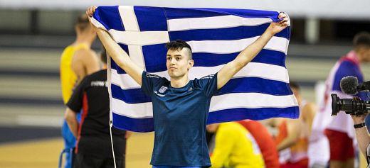 Χρυσό ο Τέντογλου, 4 μετάλλια η Ελλάδα στο Ευρωπαϊκό Πρωτάθλημα Κλειστού Στίβου